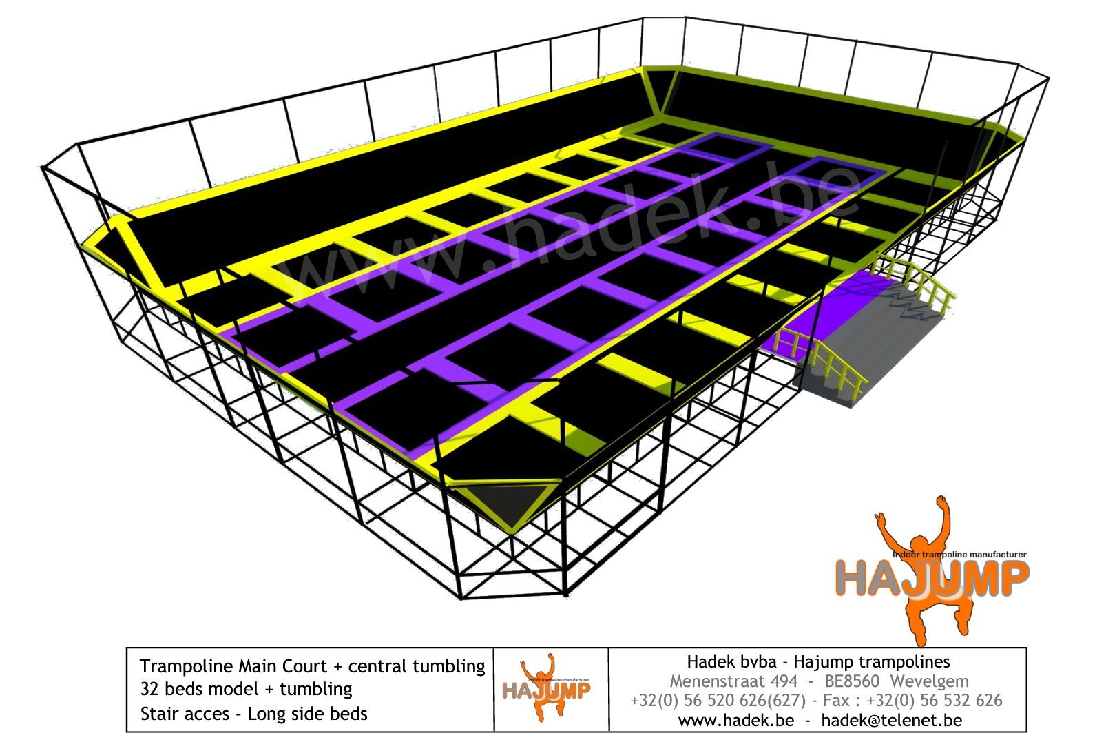ouvrir votre parc de trampolines en france hadektoys. Black Bedroom Furniture Sets. Home Design Ideas