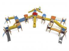 Novum Outdoor Playground